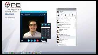 Skype for Business - How to transfer a call