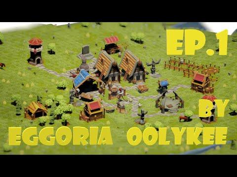 Eggoria - Builder-Survival game - EP.1