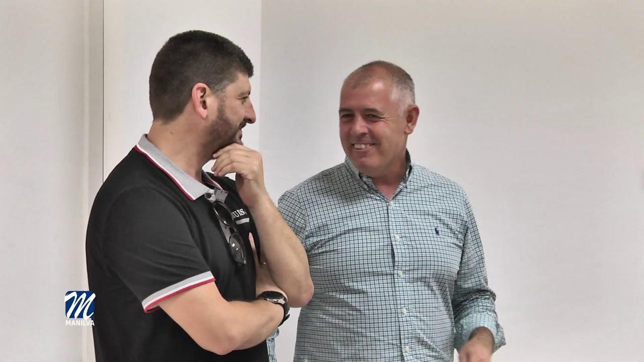 La Unión Manilva presenta el cuerpo técnico del equipo senior