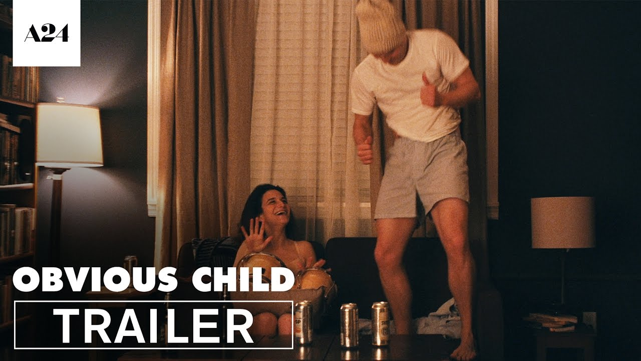 Video trailer för Obvious Child | Official Trailer HD | A24