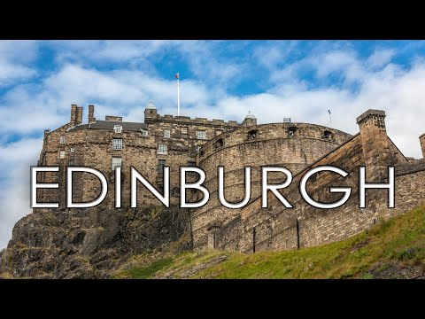 EDINBURGH A Walking Tour Around The City / EDIMBURGO Un Paseo Por La Ciudad Mp3