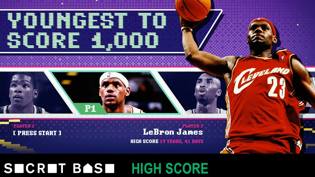 The youngest to 1,000: How LeBron and Kobe reached a scoring milestone in their teens thumbnail