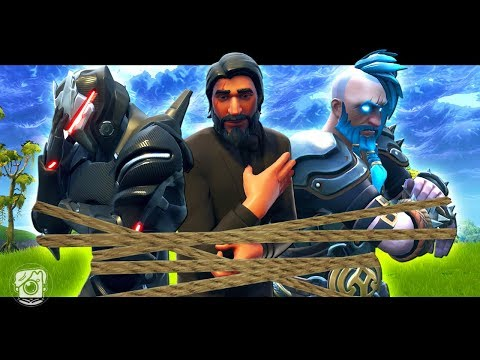ALL TIER 100 SKINS CAPTURED?! - A Fortnite Short Film