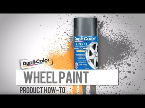 Dupli-Color Wheel Coating