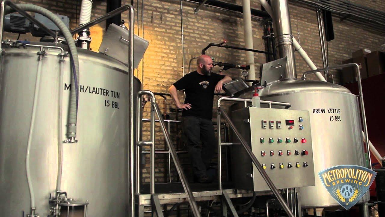 Metro Brewing Krankshaft a Kolsch style beer