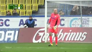 Fk Teplice -  FK Mladá Boleslav 1.poločas