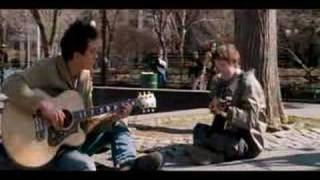 August Rush - Louis & Evan Playing Together (Dueling Guitars)