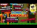 Jogo Detonado Sonic amp Knuckles De Knuckles C Todas As