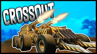 Crossout - THE BEST BUILD EVER! What Do You Think? - Crossout Gameplay