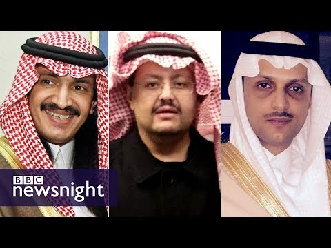 Saudi Arabia's missing princes – BBC Newsnight