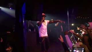 ACE HOOD - BEFORE THE ROLLIE @PARIS LIVE SHOWCASE 2013