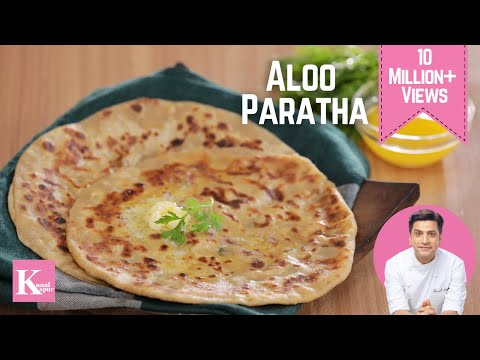 Aloo Parantha | Kunal Kapur | Indian Breakfast Recipes
