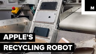 Apple's Recycling Robot