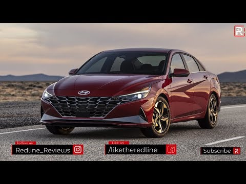 2021 Hyundai Elantra – Redline: First Look – *Coronavirus Travel Update*