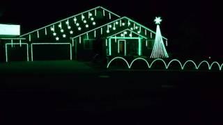 Nutrocker - Flagstaff Christmas Lights - Trans Siberian Orchestra