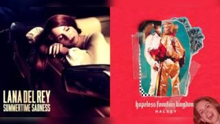 Summertime Sadness x Devil In Me - Halsey & Lana Del Rey