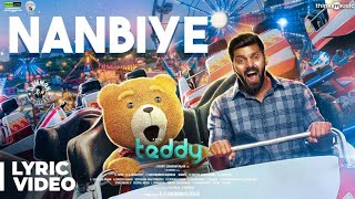 Teddy | Nanbiye Song Lyric Video | Arya, Sayyeshaa | D. Imman | Shakti Soundar Rajan