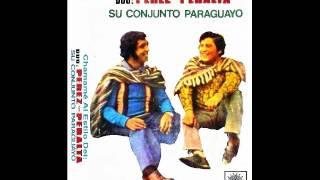 CHAMAMÉ AL ESTILO DEL DÚO:PEREZ-PERALTA Y SU CONJUNTO PARAGUAYO - Discos Cerro Cora