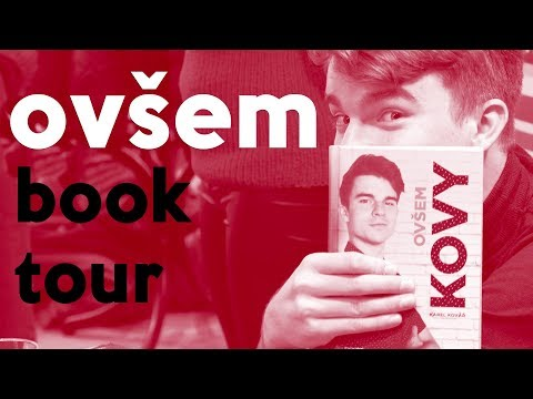 Ovšem book tour | KOVY