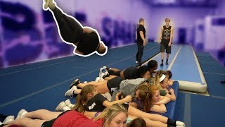 WE FLIPPED OVER EVERYONE!!