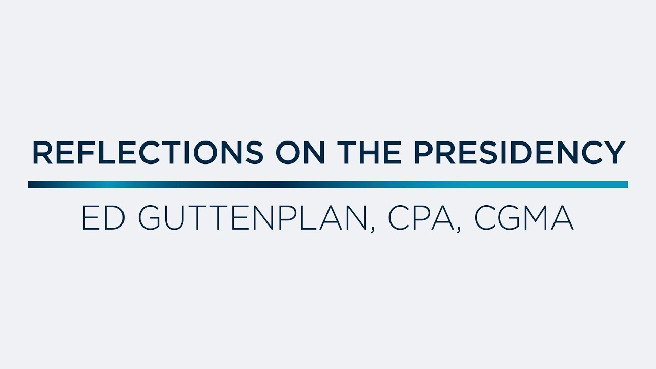 Reflections on the Presidency | Ed Guttenplan