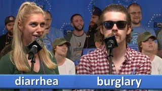 The 2018 Barstool Sports Spelling Bee