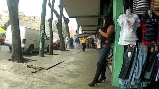Trafficking mexico sex