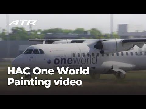 HAC ferry flight – ATR 42-600