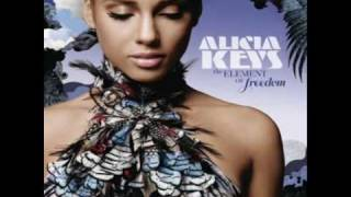 Alicia Keys-Try sleeping with a broken heart [High Quality Mp3]