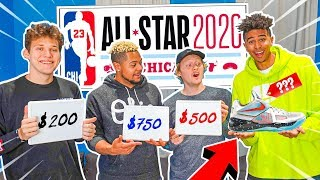 Guess that NBA ALL-STAR Shoe Price, I
