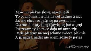 Tekst Smolasty Ft. Tymek   Tusz TEKST