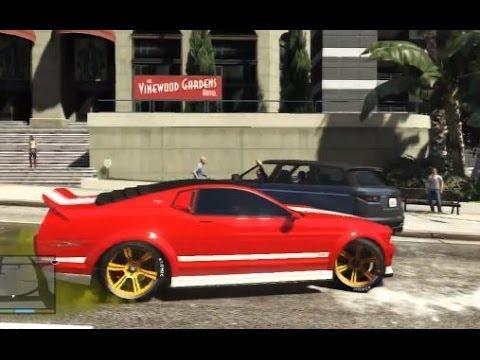 GTA 5 DRIFT CAR FUN TUNING CRASH STUNT PURSUIT ACCIDENT