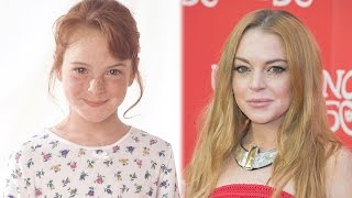 Lindsay Lohan's Changing Face – 22 Years In 60 Seconds | Splash News TV