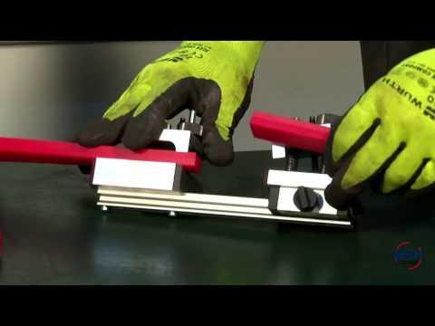 BSH - Demostracion kit termosoldable de SKF para juntas de gran dimension