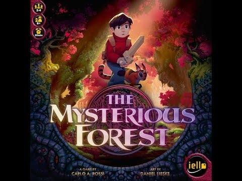 The Purge: # 1474 The Mysterious Forest: A story telling game of memorizing my moments in a beautiful world of amazement