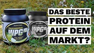 Das effektivste Protein? - WPG-100 im Test | Fitness Food Corner