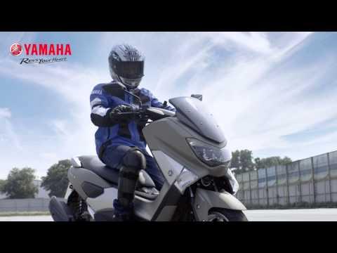 Yamaha NM-X - Review Tính năng - Bản chính thức Yamaha Motor Việt Nam