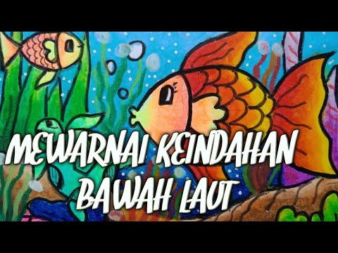 Mewarnai Bawah Laut Icha Maharani Video Downloadmp3x Com