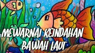 Buku Mewarnai Hewan Laut Free Video Search Site Findclip