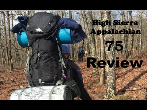 High Sierra Appalachian 75 Review – Best Budget Backpacking Backpack?