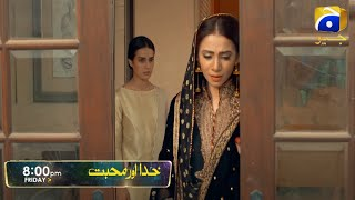 Drama Serial Khuda Aur Mohabbat Episode 23 Teaser   Khuda Aur Mohabbat EPi 22   Har Pal Geo