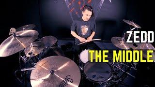 Zedd   The Middle Ft. Maren Morris, Grey | Matt McGuire Drum Cover