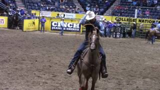College National Finals Rodeo Thursday