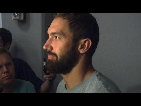 Miami Dolphins Tight End Jordan Cameron Talks Struggles on Offense