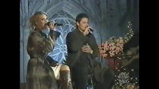 Nick Lachey & Jessica Simpson Rockefeller Christmas Special