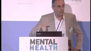 Στέλιος Στυλιανίδης: Mental Health Conference (1st)