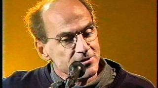 JAMES TAYLOR - Line'em up - LIVE TV 1998
