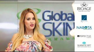 Como lucir un Cutis radiante y un cuerpo firme e hidratado Global Skin - Cuidados de la piel faciale