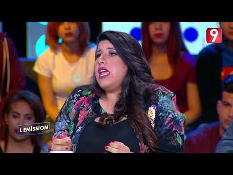 مشادة كلامية بين مريم الدباغ و سناء كشرود حول موضوع السمنة
