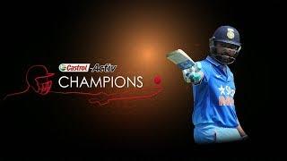 Castrol Activ Champions: Rohit Sharma